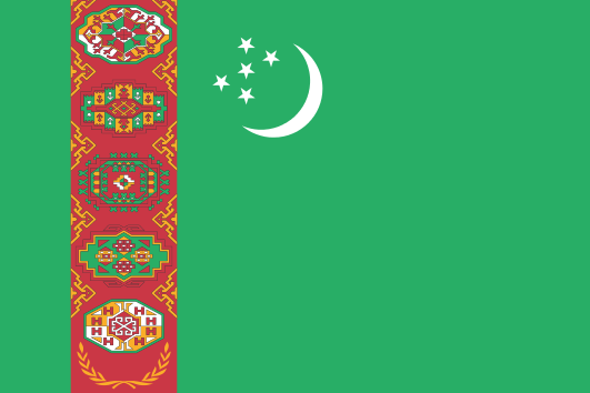 Turkmenistan.